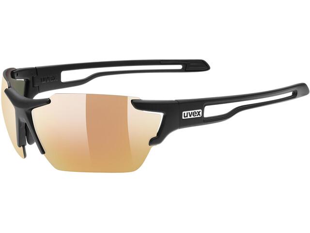 UVEX Sportstyle 803 CV VM Cykelbriller sort (2019) | Glasses
